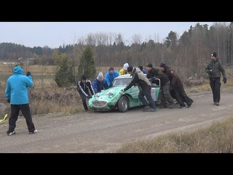 XL Rantaralli 2016 (crash & action)