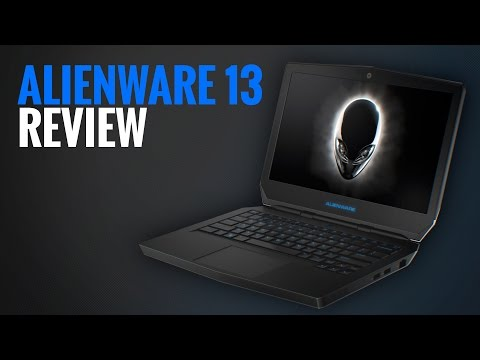 Alienware 13 R2 (2015) Review
