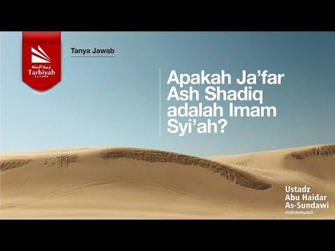 Soal Jawab | Ja'far Ash Shadiq Adalah Imam Golongan Syi'ah..?? - Ustadz Abu Haidar As Sundawy