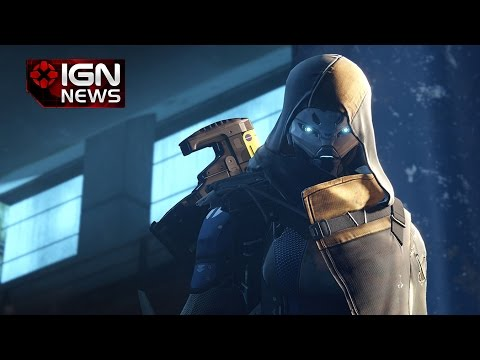 Destiny's Former Loot Cave Now Haunted - IGN News