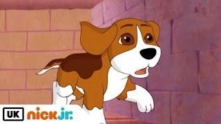 Dora and Friends | Sing Along - Run Puppy Run | Nick Jr. UK