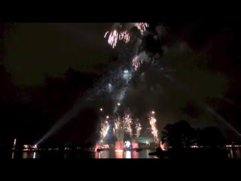 Illuminations: Reflections of Earth at Epcot Walt Disney World HD