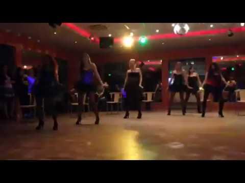 """Burlesque Choreography to """"Express"""" - Christina Aguilera"""