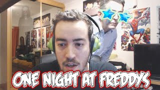 ONE NIGHT AT FREDDY