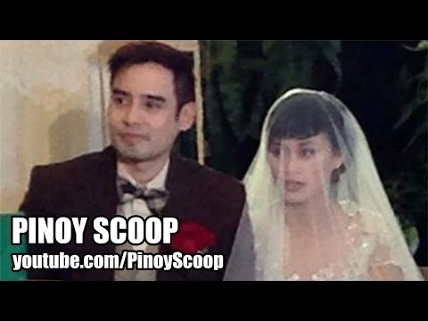 Jopay Paguia And Joshua Zamora Got Married On An Exclusive Garden Wedding video