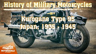 "Kurogane Type 95 (Japan) Trial by ""The Motorworld by V.Sheyanov"" (Russia)"