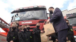 Wsparcie dla Młodzieżowych Drużyn Pożarniczych i nowe gminy w Czystym Powietrzu