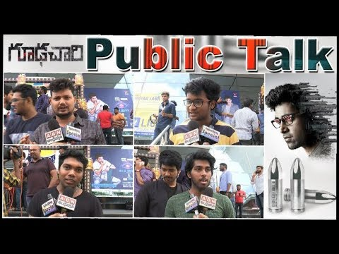 Goodachari Movie Public Talk | Public Response | Adivi Sesh | Sobhita Dhulipala