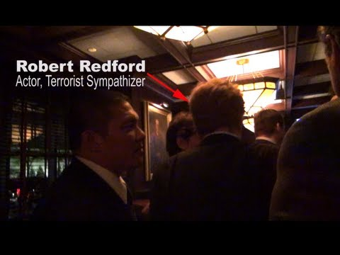 Robert Redford, the Terrorist Sympathizer
