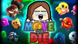 MOVE OR DIE gegen DIE COMMUNITY