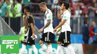What went wrong for Germany in their 1-0 loss to Mexico at the 2018 World Cup | ESPN FC