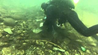 Diving California streams and waterfalls