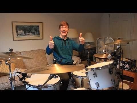Avicii - Hey Brother (Drum Cover)