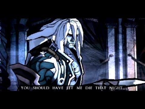 Castlevania Mirror of Fate Alucard All Cutscenes PT3