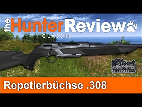 theHunter Review Repetierbüchse .308