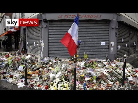 Special Report: Terror In Paris