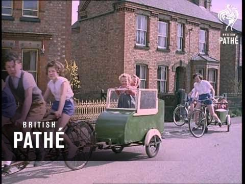 Cycling Family (1961)