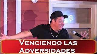 Alan Saldaña   Venciendo Las Adversidades