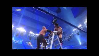 CM Punk win Money in the Bank Ladder Match at WM 25