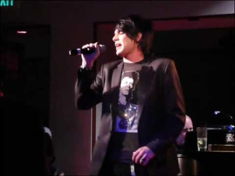 Adam Lambert at Upright Cabaret: Gotta Get Through This