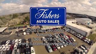 Fisher's Auto Sales in Victoria, Texas