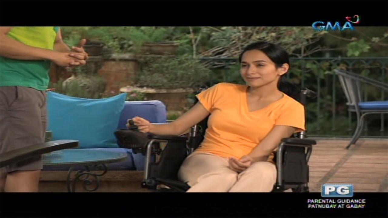 Pagsubok: Jennylyn Mercado plays a wife with ALS