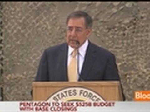 Panetta Said to Seek $525 Billion Pentagon Budget