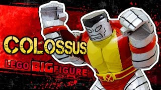 LEGO Custom Big Minifigure [Inspired by Colossus from LEGO Marvel]