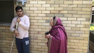 Rishtedar | Mr Sammy Naz | Tayi Surinder Kaur | Punjabi Funny Video