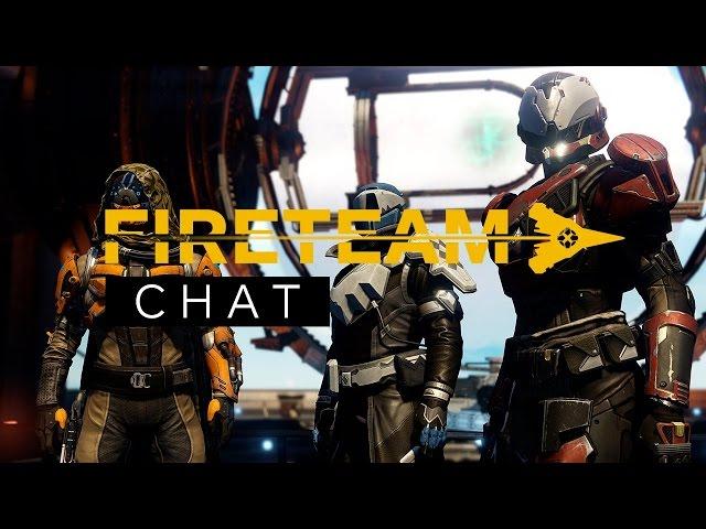 Fireteam Chat Ep. 3 - Vault vs. Crota - IGN's Fireteam Chat