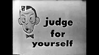Judge For Yourself w FRED ALLEN (Sept 8, 1953)