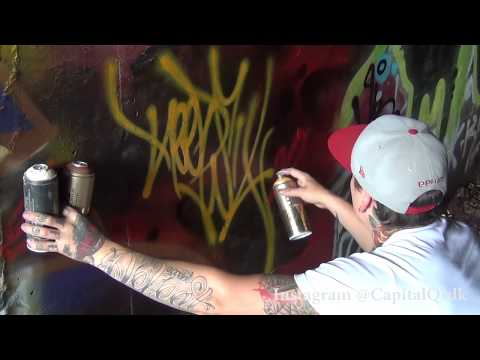 Graffiti - A quick adventure with KEEP6 & Capital Q SDK