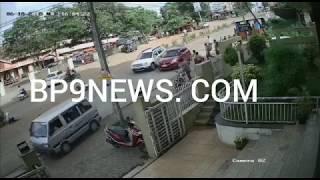 Accident in Mangalore: Viral Video Karnatakada Miditha