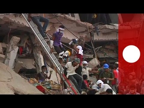Bangladesh building collapse death toll rises to 273