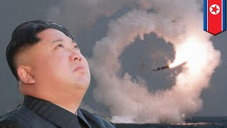 North Korea missile test: Kim Jong Un accidentally blew up his own city - TomoNews