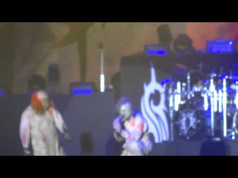 Slipknot - Left Behind (part), Live At Ozzfest Japan 2013
