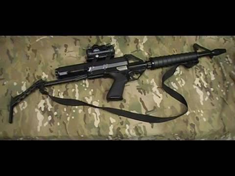 Calico M100 .22lr