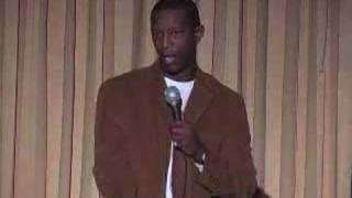 Rasheed At Funny First Saturdays in Chicago