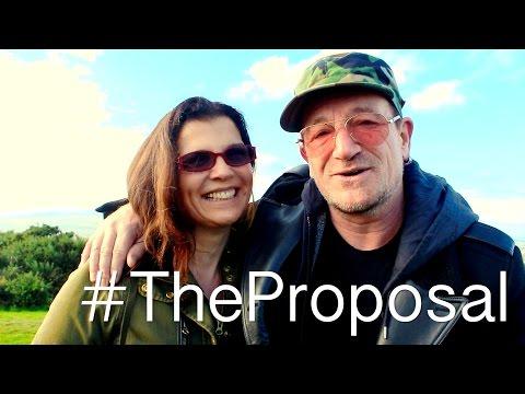 Marriage Proposal - Keywest and Bono