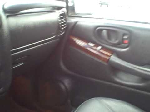 Oldsmobile Bravada 1998 1998 Oldsmobile Bravada Video