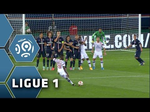 Paris Saint-Germain - Olympique Lyonnais (1-1) - Highlights - (PSG - OL) / 2014-15
