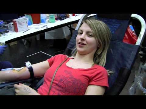 Red Cross Blood Drive: CFHS