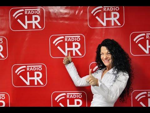 Daniela Martinez im Interview bei Radio VHR