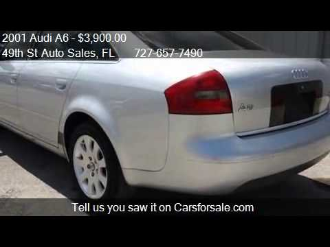 2001 Audi A6  - for sale in Clearwater, FL 33762