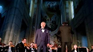 Watch Andrea Bocelli Agnus Dei video