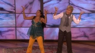 Memorable Monologue: Bollywood Workout