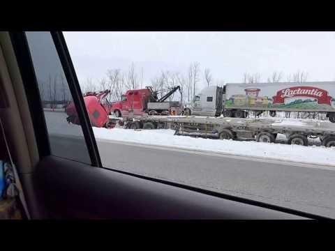 Иммиграция в Канаду. Происшествия по пути из Торонто в Квебек