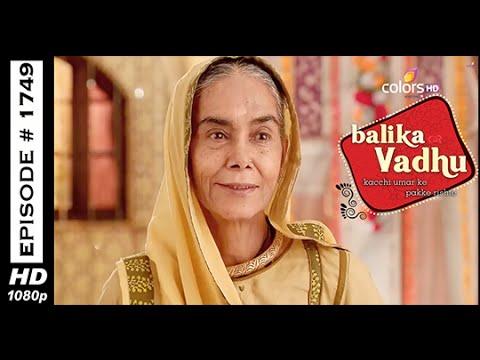 Balika Vadhu - बालिका वधु - 26th November 2014 - Full Episode (hd) video