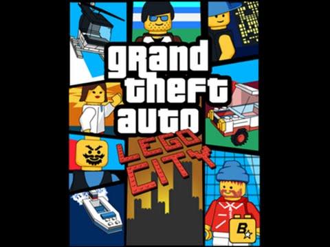 Lego GTA5 Joke Mod