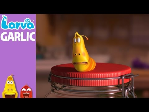 [Official] Garlic - Mini Series from Animation LARVA